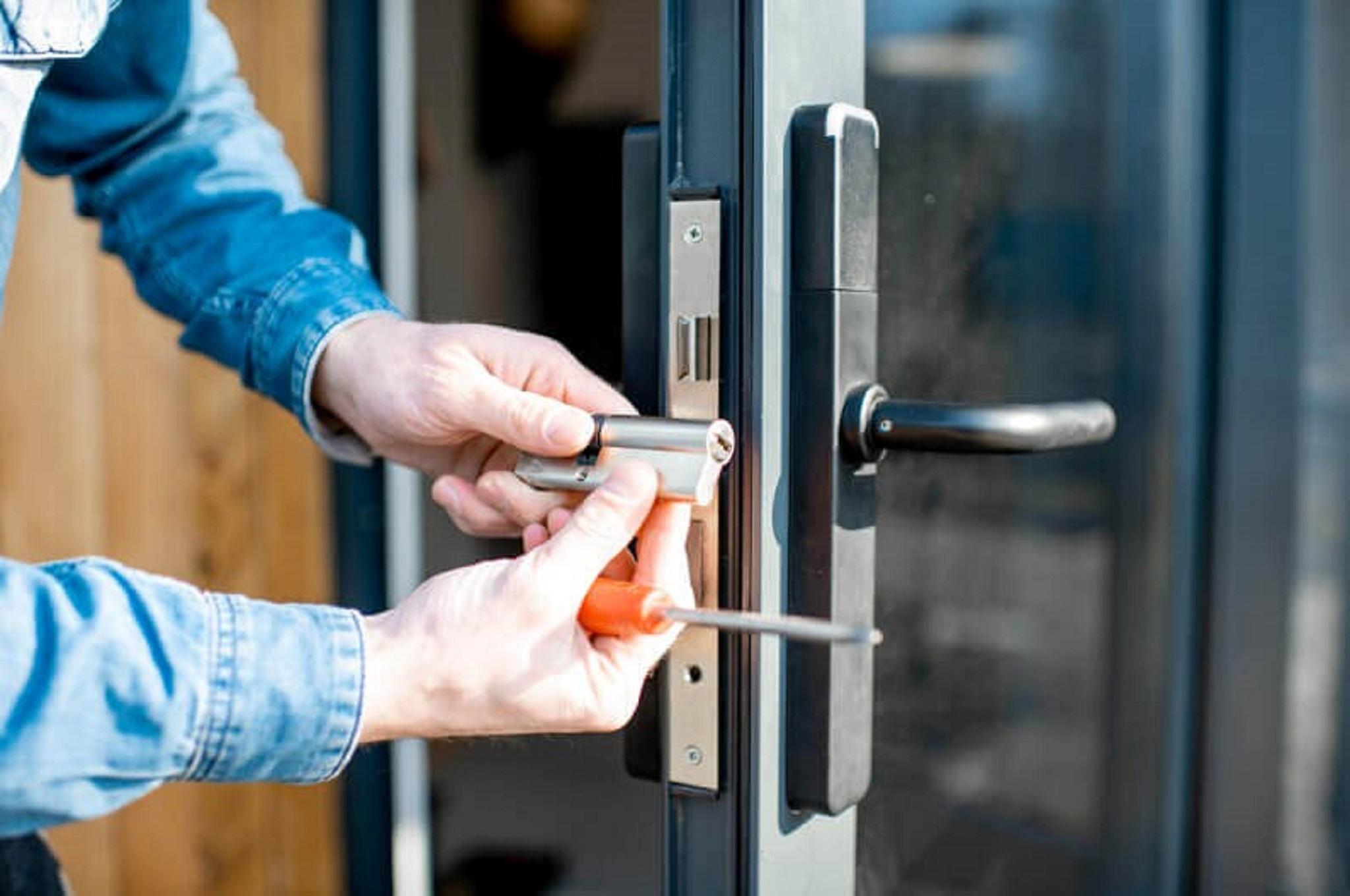 Residential locksmith services